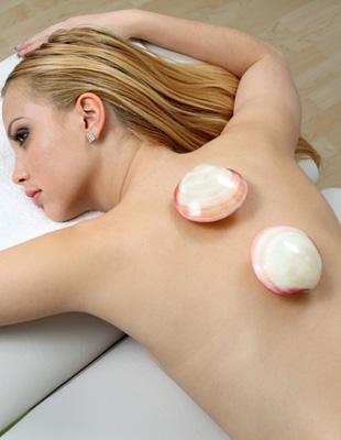 clam massage